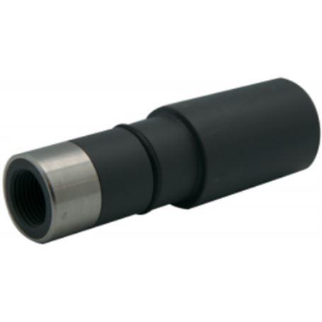 MANOMETRO 0-250 BAR INOX RADIAL 1/4