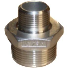 NIPPLE AGUA F 1/2 INOX