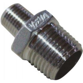 NIPPLE AGUA M 1/2 INOX